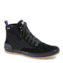 Botín Scout Suede Wool Wx